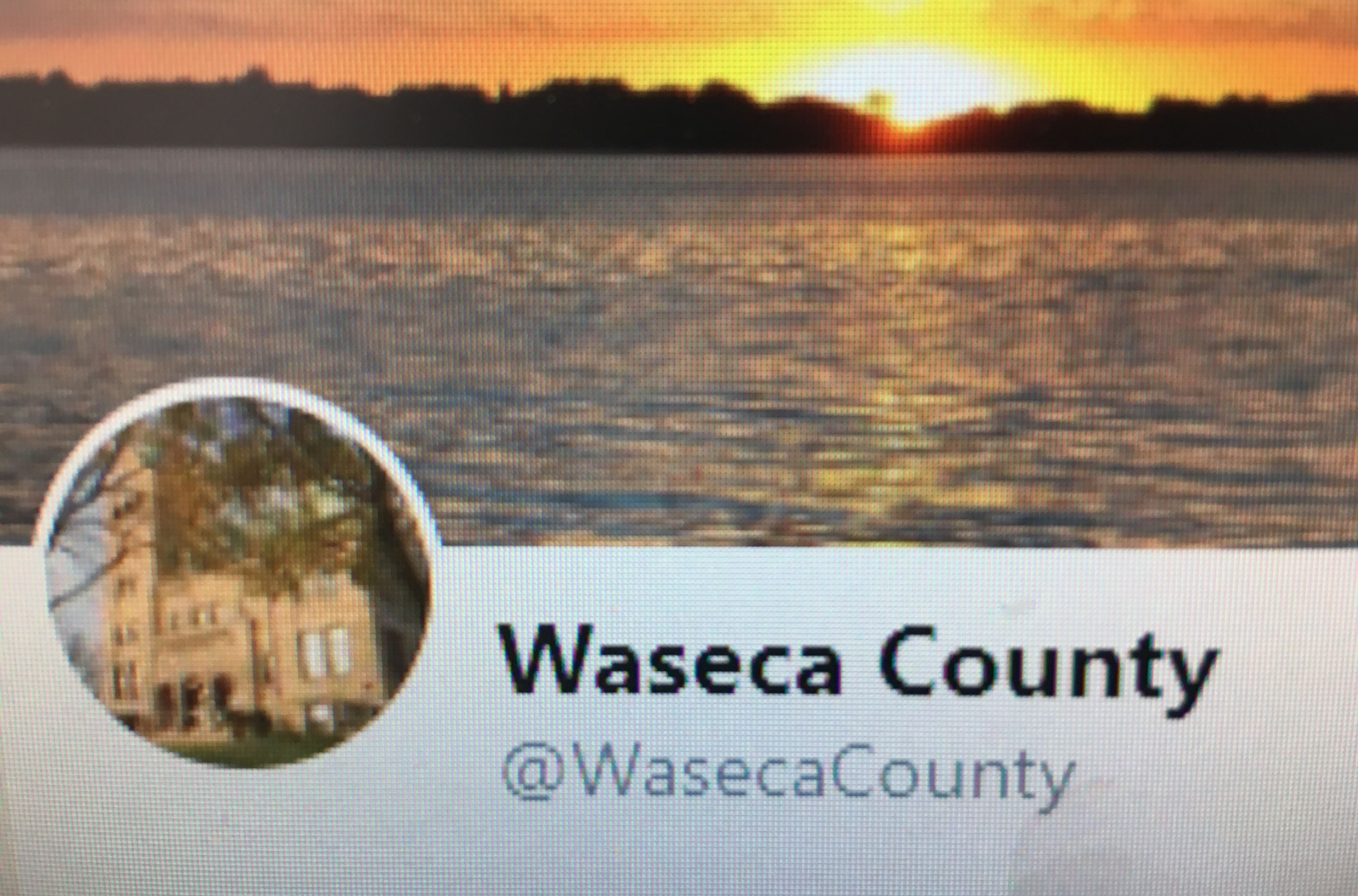 Waseca County Twitter